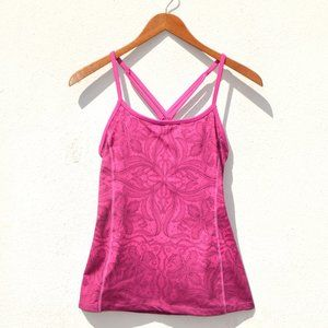 Athleta Tank Top With Built In Bra Size XS